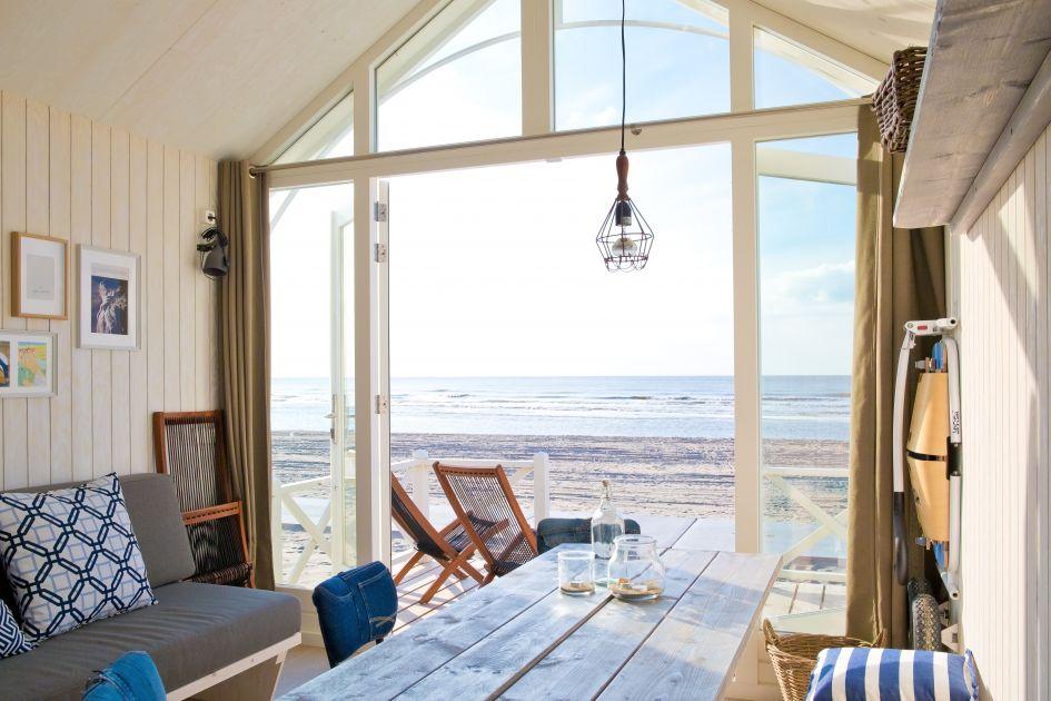 Uitgelicht strandhuisje: Strandhuisje van Largo & Roompot