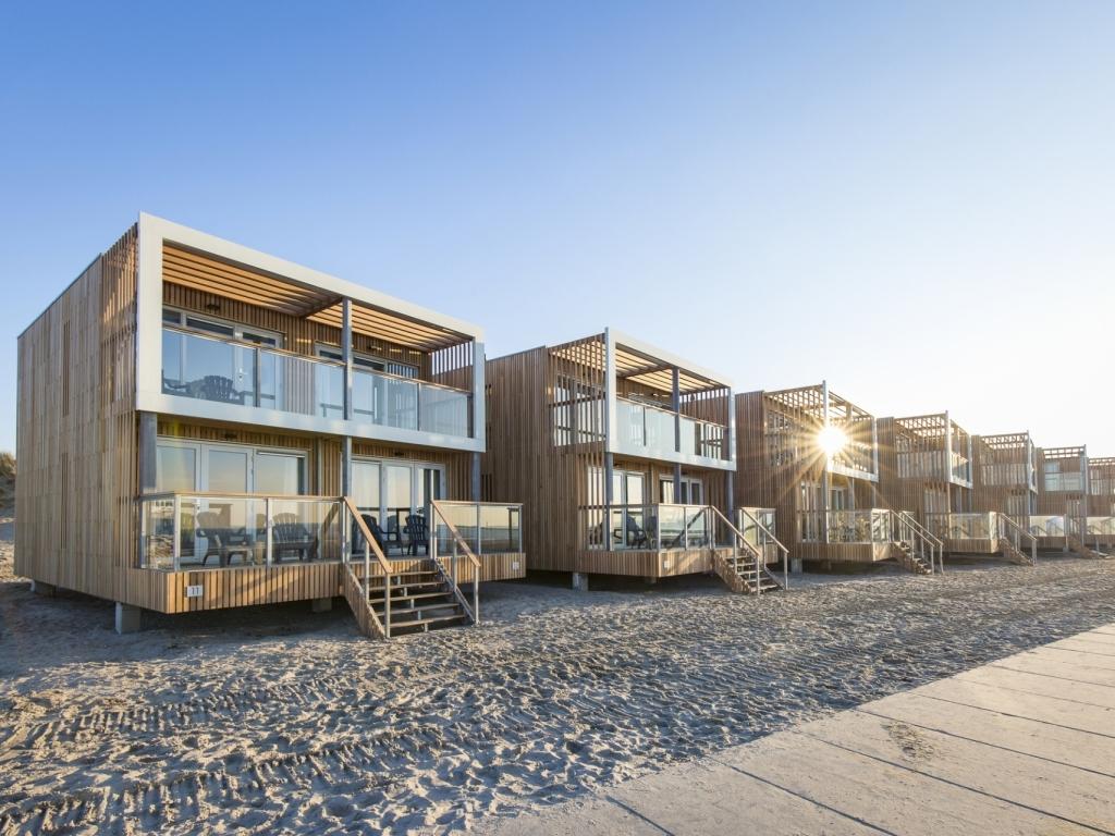 Uitgelicht strandhuisje: Strandhuisje Landal Beach Villa