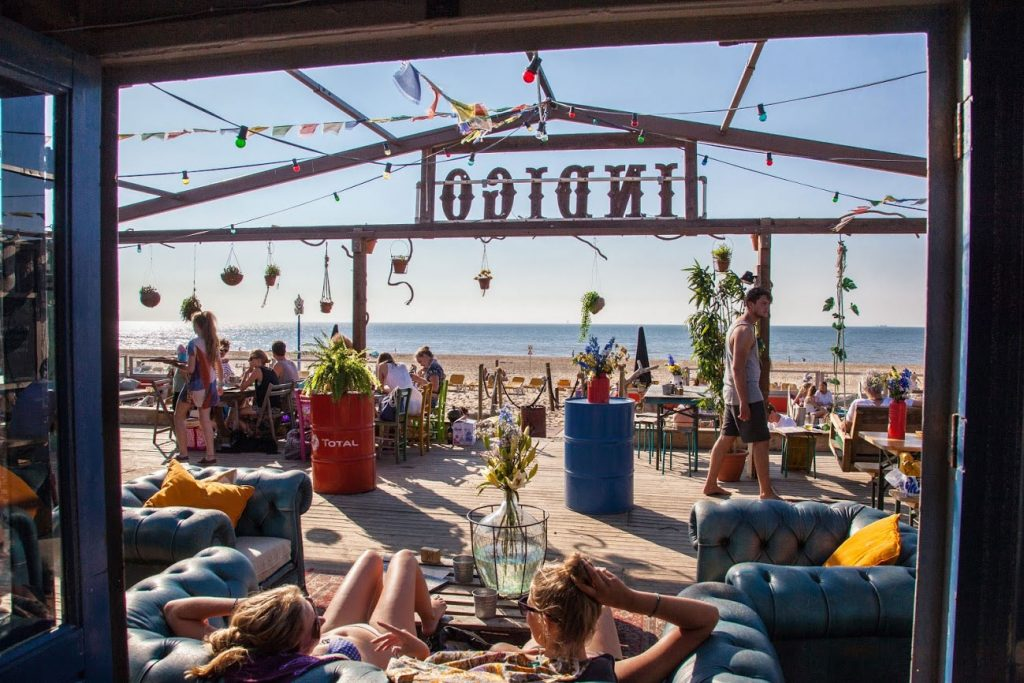 Beachclubs & Strandpaviljoens in Scheveningen