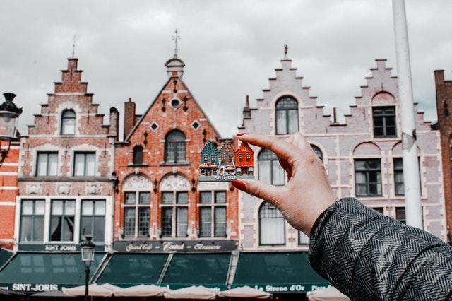 Dagje naar Brugge tijdens een overnachting in een strandhuisje