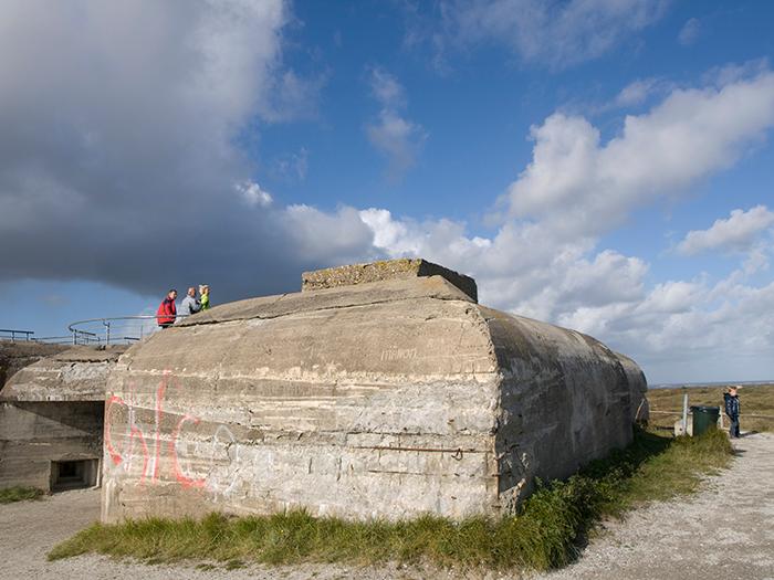 Bezienswaardigheden: Bunker Wassermann Schiermonnikoog
