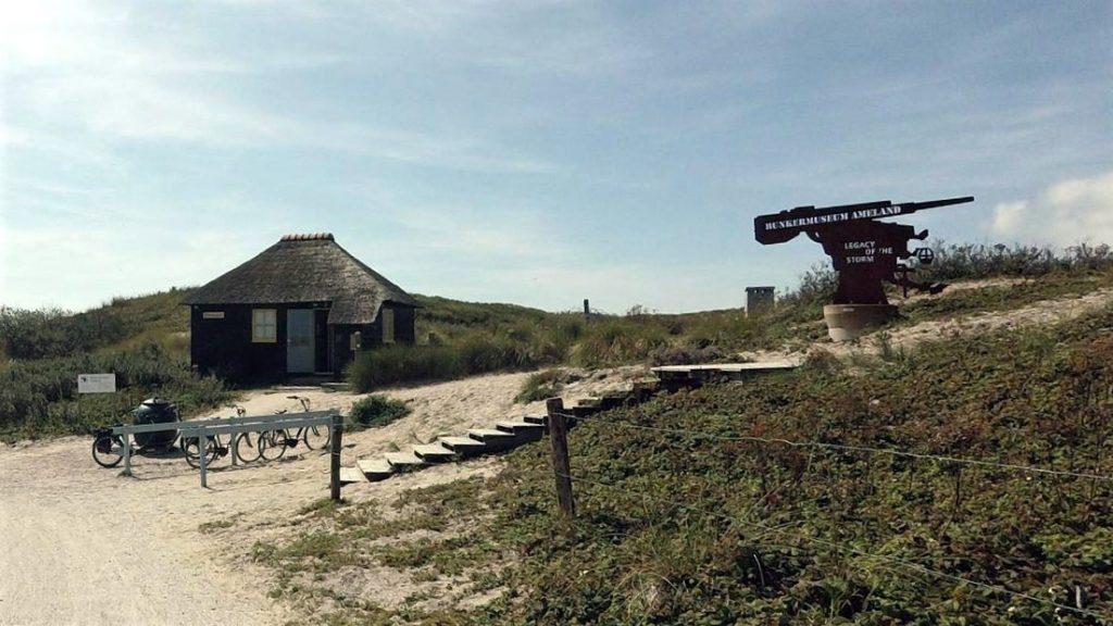 Activiteiten Ameland: Bezoek het Bunkermuseum Ameland