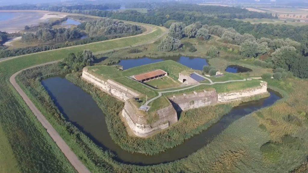 Bezienswaardigheden Zeeland: Fort Rammekens bezoeken