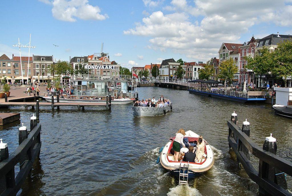 Activiteiten Noordwijk: Dagje naar Leiden