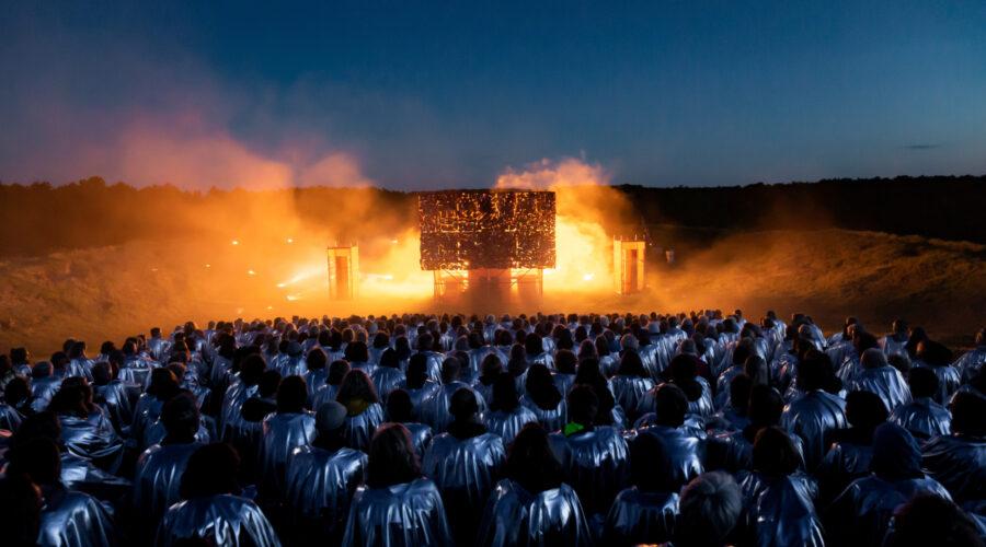 Evenementen Terschelling: Oerol Festival Terschelling