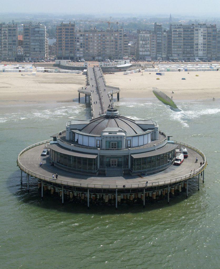 Bezoek Blankenberge tijdens een overnachting aan de Belgische kust met de Pier.