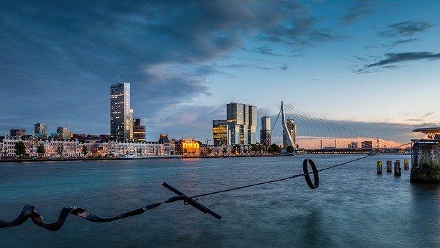 Activiteiten Zuid-Holland: dagje naar Rotterdam