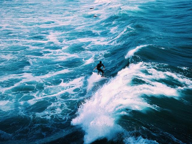 Activiteiten: Surfen en kitesurfen op de Waddeneilanden