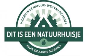 Logo Natuurhuisje / Natuurhuisje.nl