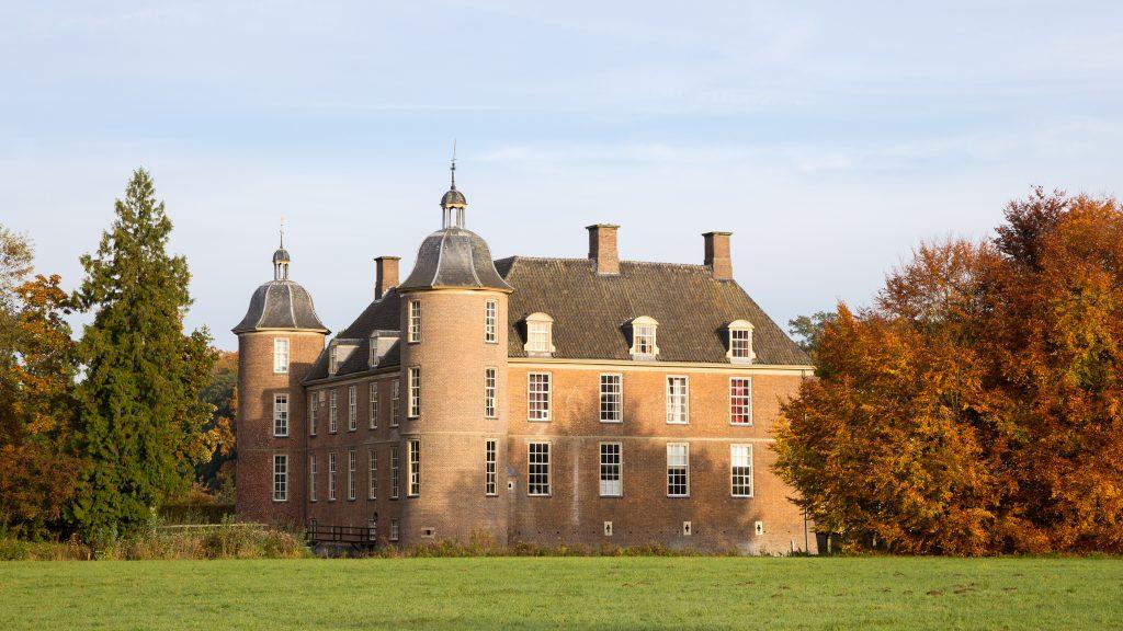 Slangenburg Kasteel in Gelderland Doetinchem