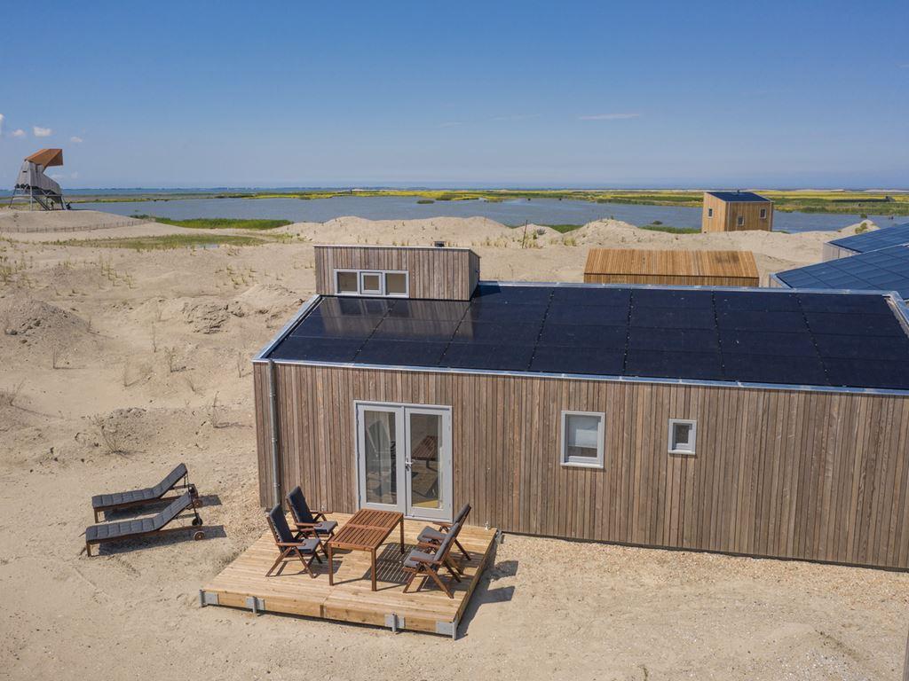 Landal strandhuisje